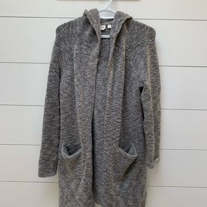 Gap Hooded Cardigan